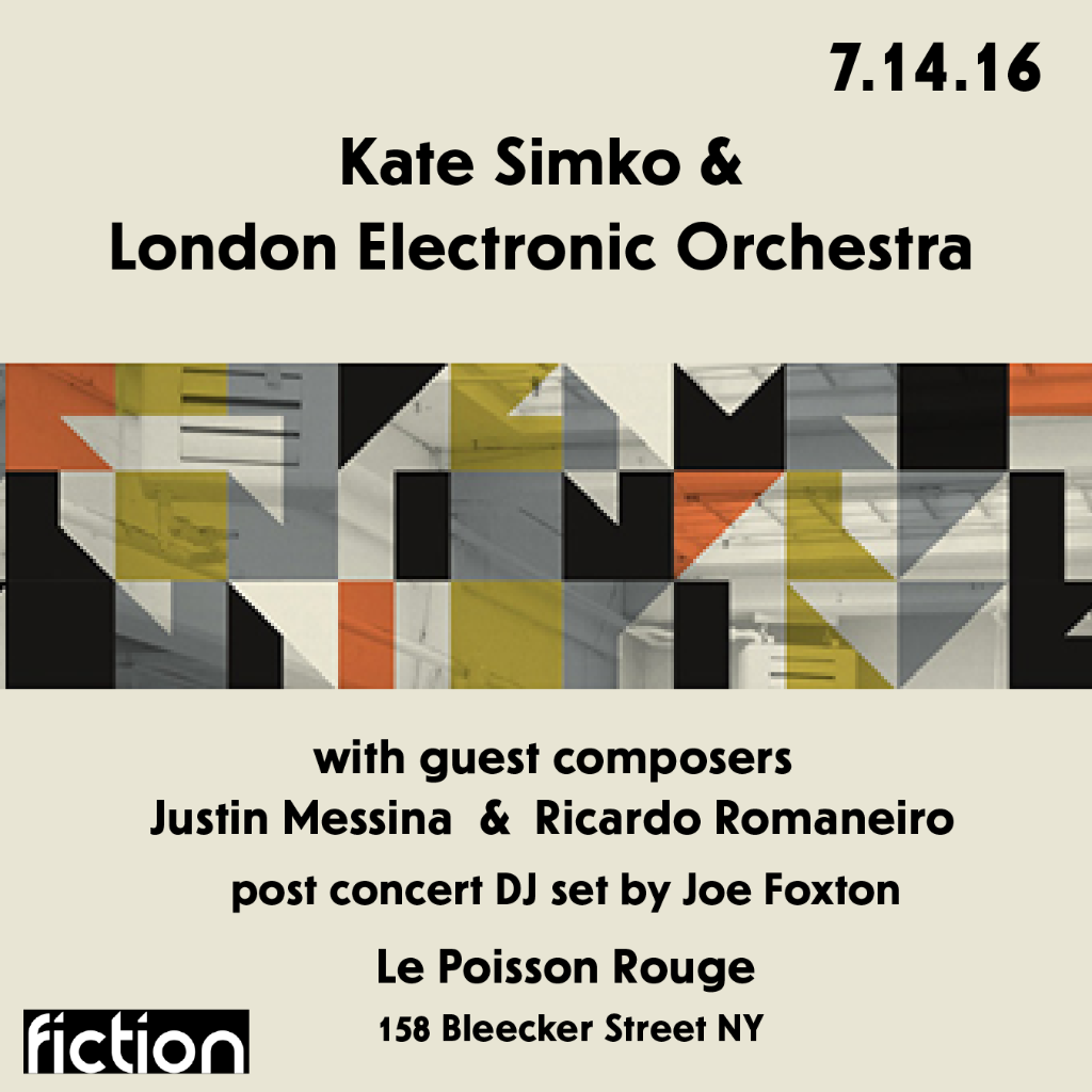 We Own The Nite NYC_Kate Simko_London Electronic Orchestra
