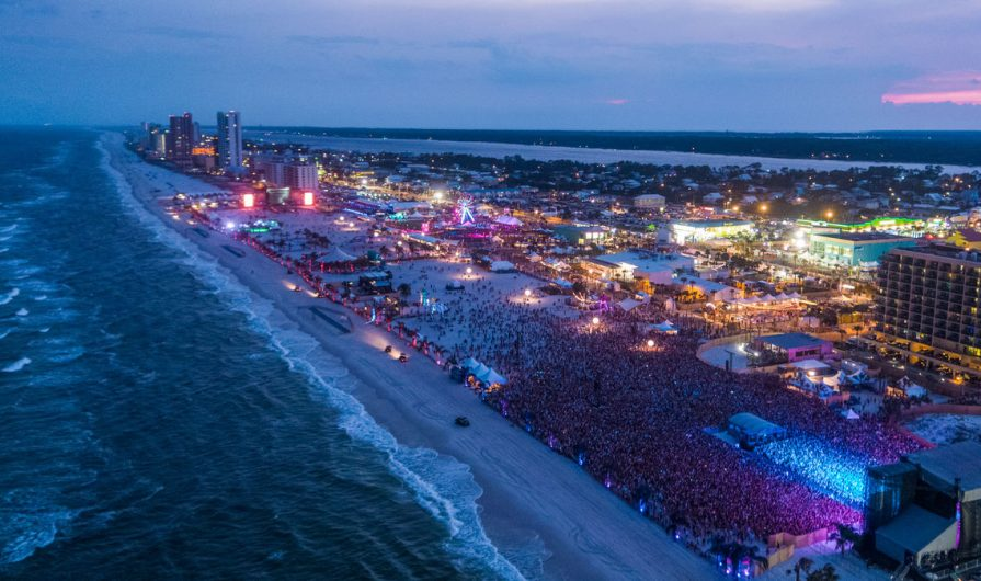 The Hangout Music Festival 2020.Red Hot Chili Peppers Post Malone Billie Eilish To